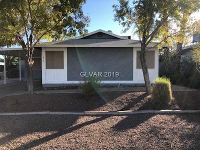 Henderson Single Family Home For Sale: 413 Box Elder Way