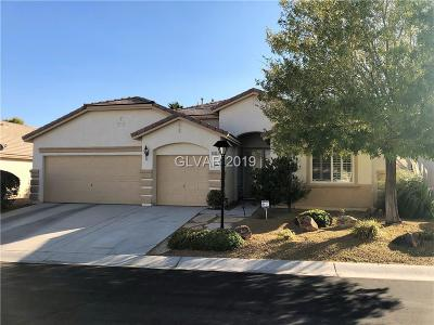 Las Vegas Single Family Home For Sale: 8909 Reining Spur Avenue