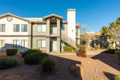 Henderson Condo/Townhouse For Sale: 1575 Warm Springs Road #1323