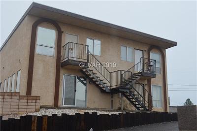 Boulder City Multi Family Home For Sale: 525 Fir Street