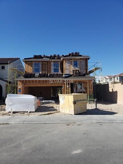 Las Vegas Single Family Home For Sale: 8139 Skye Glen Street