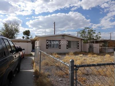 las vegas Multi Family Home For Sale: 1406 Rexford Place
