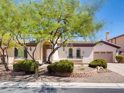 Single Family Home For Sale: 9634 Bella Di Mora Street