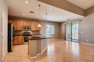 North Las Vegas Single Family Home For Sale: 3736 Jasmine Heights Avenue