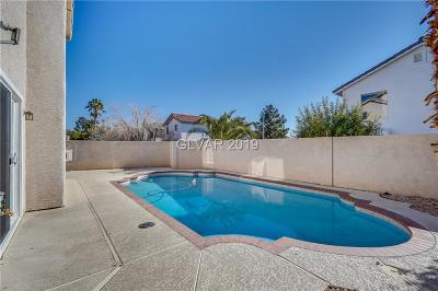 Las Vegas NV Single Family Home Under Contract - No Show: $297,000
