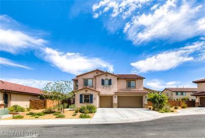 Henderson Single Family Home For Sale: 1056 Via Della Costrella