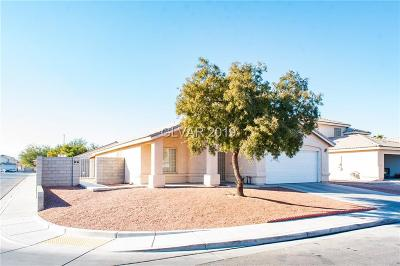 North Las Vegas Single Family Home For Sale: 2419 Country Orchard Street