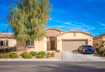 North Las Vegas Single Family Home For Sale: 4624 Del Laguna Court Court