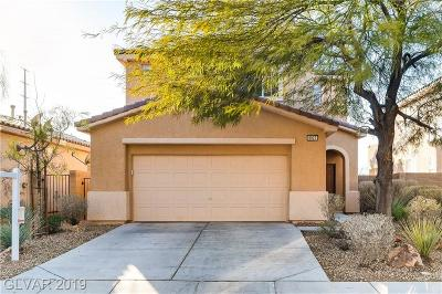 Single Family Home For Sale: 8827 Murray Canyon Court
