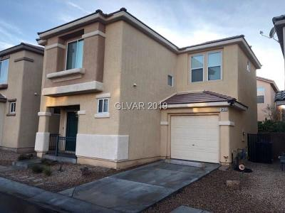 Las Vegas Single Family Home For Sale: 5433 Cross Meadows Lane