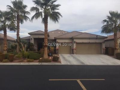 North Las Vegas Single Family Home For Sale: 608 Cozumel Rey Avenue