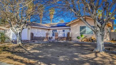 Las Vegas Single Family Home For Sale: 4109 North Torrey Pines Drive