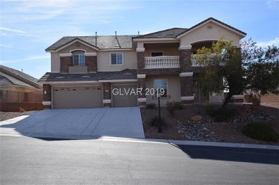Henderson, Las Vegas Single Family Home Under Contract - No Show: 6973 Lazy Sunset Court