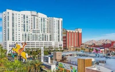 Las Vegas, North Las Vegas High Rise For Sale: 150 Las Vegas Boulevard #1021
