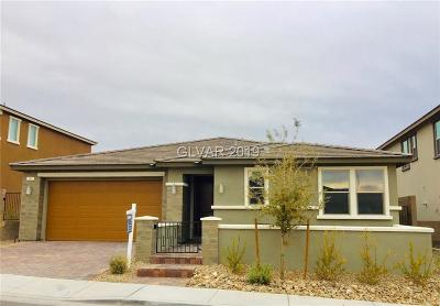 Las Vegas Single Family Home For Sale: 956 Glenhaven Place