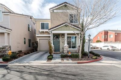Single Family Home Under Contract - Show: 8211 Misty Sage Street
