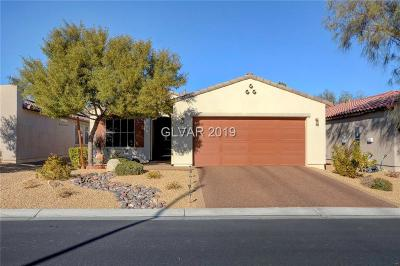 North Las Vegas Single Family Home For Sale: 3820 Citrus Heights Avenue