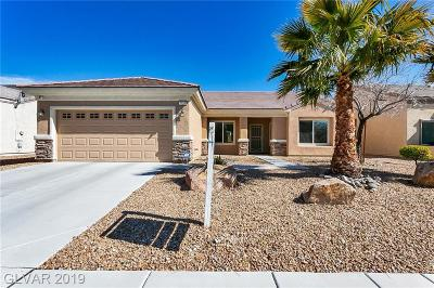 Boulder City, Henderson, Las Vegas, North Las Vegas Single Family Home For Sale: 7724 Broadwing Drive