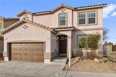Henderson Single Family Home For Sale: 564 Fork Mesa Court