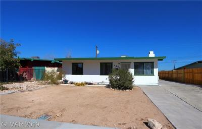 Las Vegas Single Family Home For Sale: 4404 Avondale Avenue