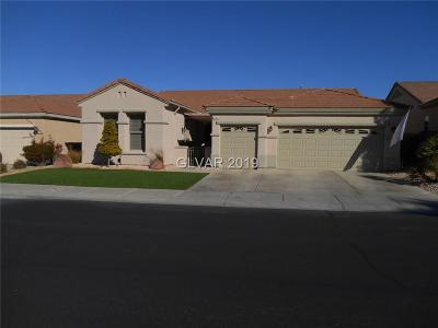 Henderson Single Family Home For Sale: 2104 Tiger Links Drive