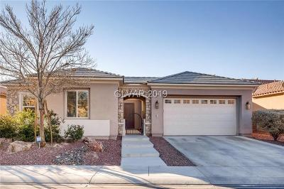 North Las Vegas Single Family Home For Sale: 4129 Mantle Avenue