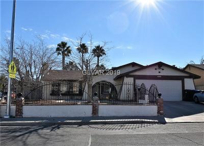Henderson Single Family Home For Sale: 212 Tamarack Drive