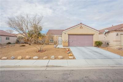 North Las Vegas Single Family Home For Sale: 5921 Hilmont Street