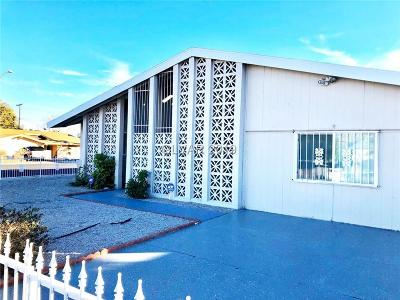 Las Vegas Single Family Home For Sale: 5801 Gordon Avenue