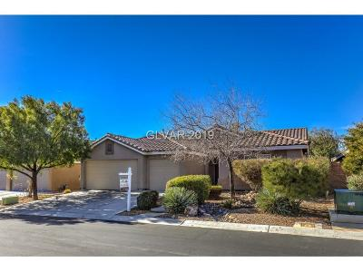 Las Vegas NV Single Family Home For Sale: $369,900
