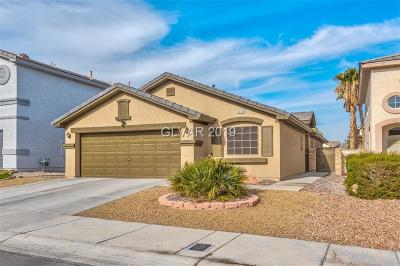 Las Vegas Single Family Home For Sale: 9508 Forest Lily Court