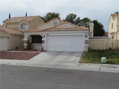 Blue Diamond, Boulder City, Henderson, Las Vegas, North Las Vegas, Pahrump Single Family Home For Sale: 3013 Sandbar Court
