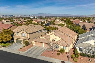 Las Vegas Single Family Home For Sale: 2544 Purple Heather Place