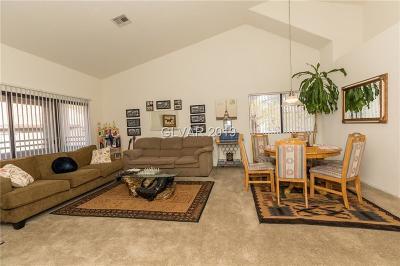 Las Vegas Condo/Townhouse For Sale: 5020 Rainbow Boulevard #201