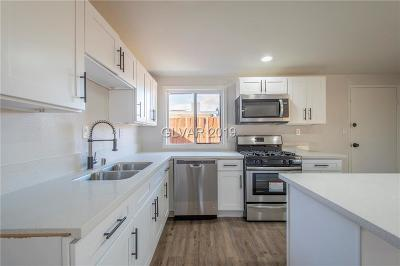 North Las Vegas Single Family Home For Sale: 3600 Reynolds Avenue