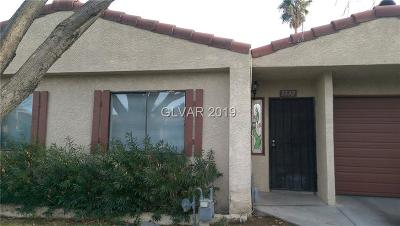 Las Vegas Manufactured Home For Sale: 5532 Hobble Creek Dr