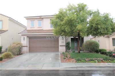 Las Vegas Single Family Home For Sale: 5459 Wesleyan Court