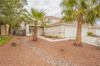 North Las Vegas Single Family Home For Sale: 1308 Healing Waters Lane
