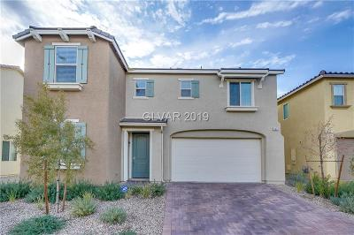 Las Vegas Single Family Home For Sale: 9607 Abbey Pond Avenue