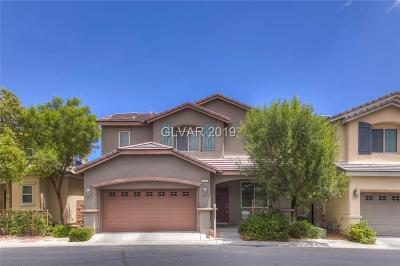 Las Vegas Single Family Home For Sale: 7224 Willow Brush Street
