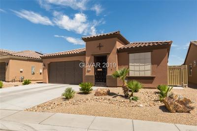 Boulder City, Henderson, Las Vegas, North Las Vegas Single Family Home For Sale: 3808 Riviera Regal Avenue