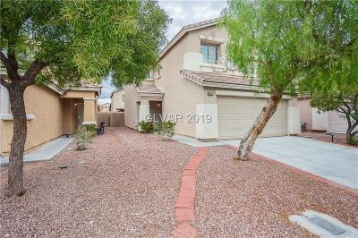 Las Vegas Single Family Home For Sale: 6548 Holly Bluff Court