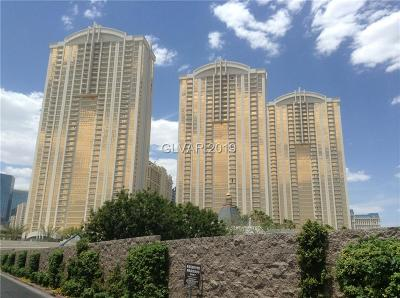 Las Vegas, North Las Vegas High Rise For Sale: 125 Harmon Avenue #3501 &35