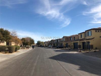NORTH LAS VEGAS Condo/Townhouse For Sale: 3821 Thomas Patrick Avenue