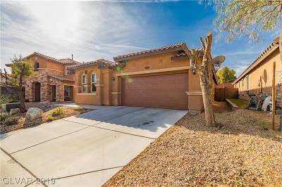 Las Vegas NV Single Family Home For Sale: $335,000