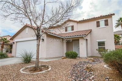Henderson Single Family Home For Sale: 1371 Tranquil Skies Avenue