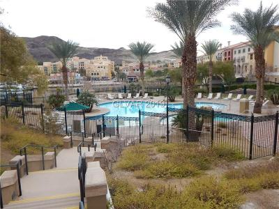 Viera Condo Amd, V At Lake Las Vegas, Mantova-Phase 1, Mantova-Phase 2, South Shore Villas Amd, Luna Di Lusso Condo 2nd Amd, Luna Di Lusso Condo 3rd Amd, Parcel 6n-4-A Vita Bella High Rise For Sale: 29 Montelago Boulevard #305