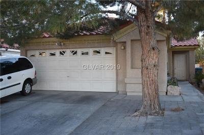 Las Vegas Single Family Home For Sale: 4045 Harris Avenue