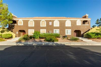 Las Vegas Condo/Townhouse For Sale: 7950 Flamingo Road #1042
