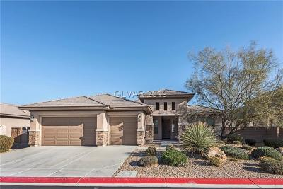 North Las Vegas Single Family Home For Sale: 7328 Redhead Drive